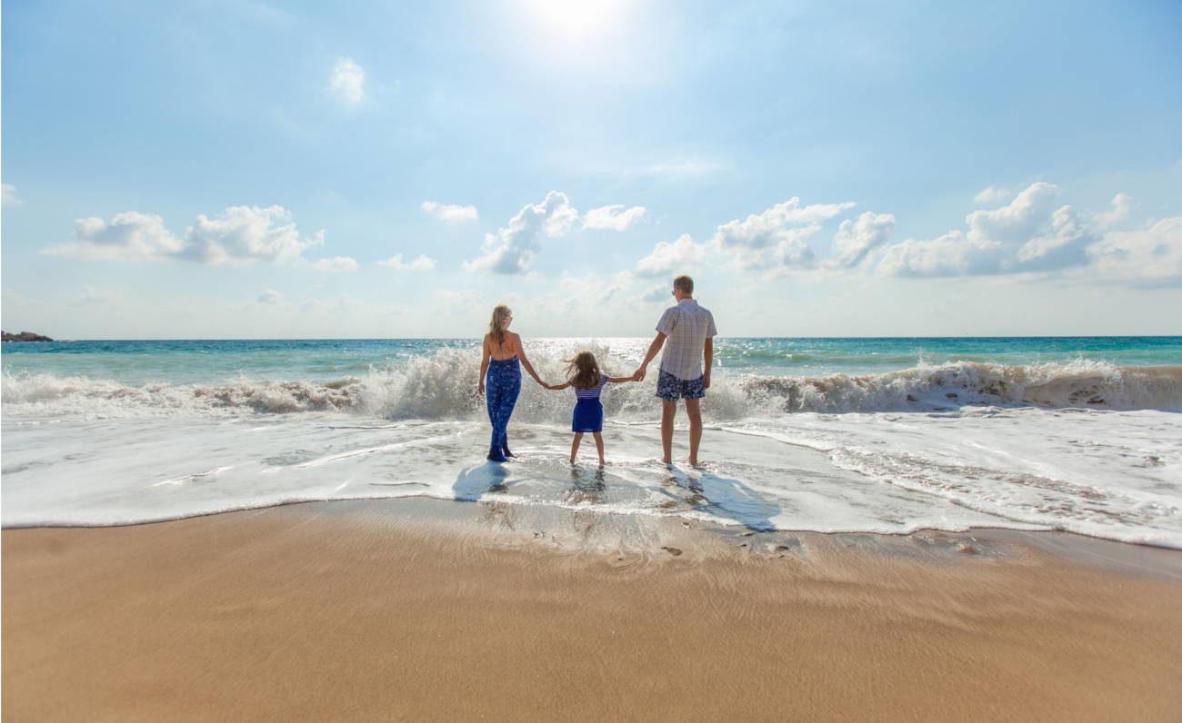 Foto Divertenti Bambini Al Mare al mare coi bambini - costa smeralda
