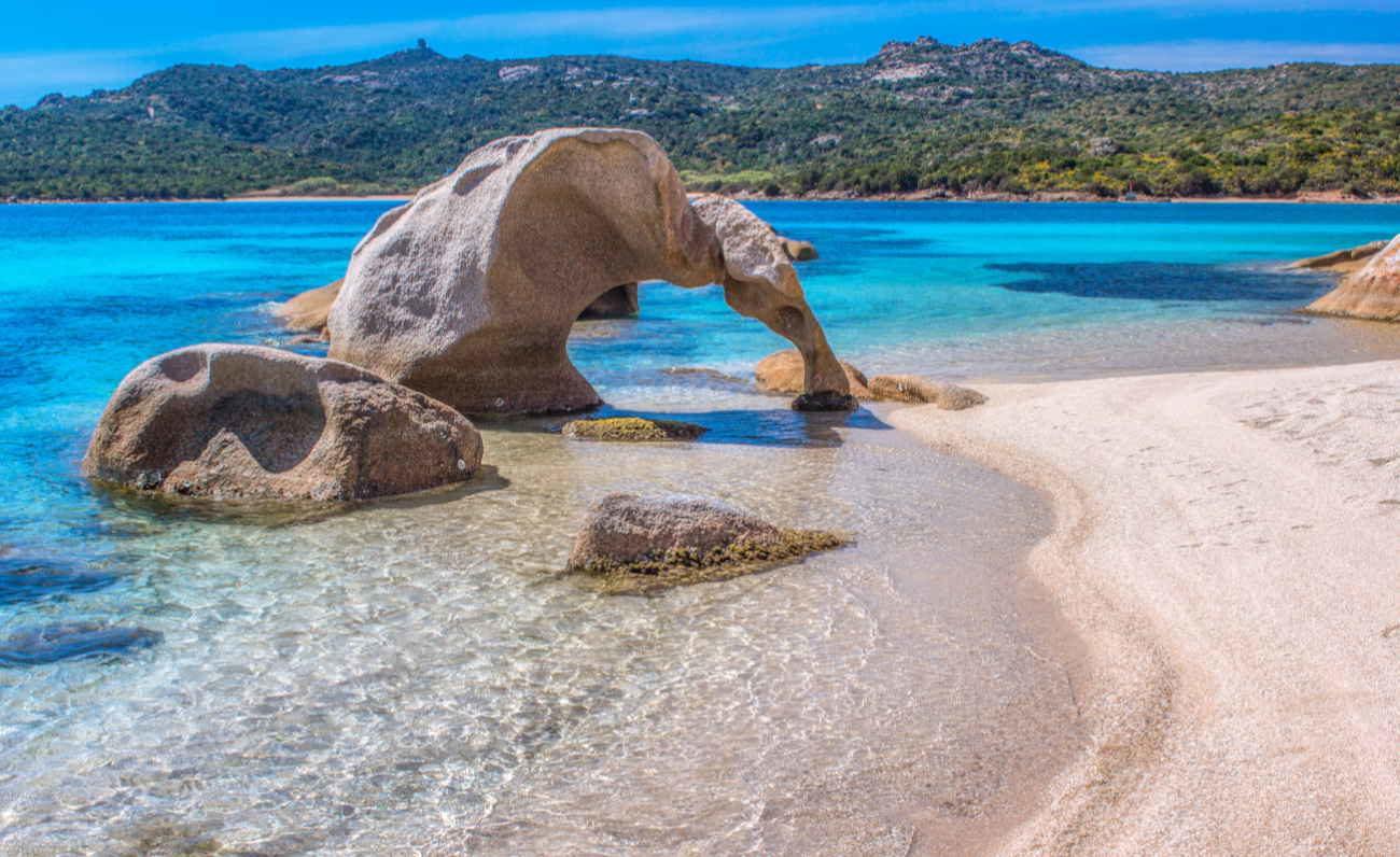 spiaggia dell'elefante