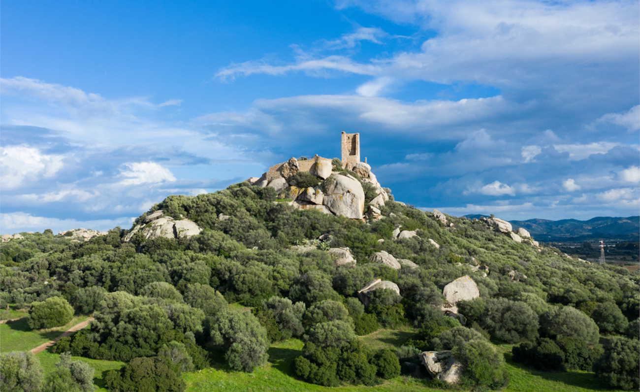 La Gallura e suoi castelli medievali - Costa Smeralda