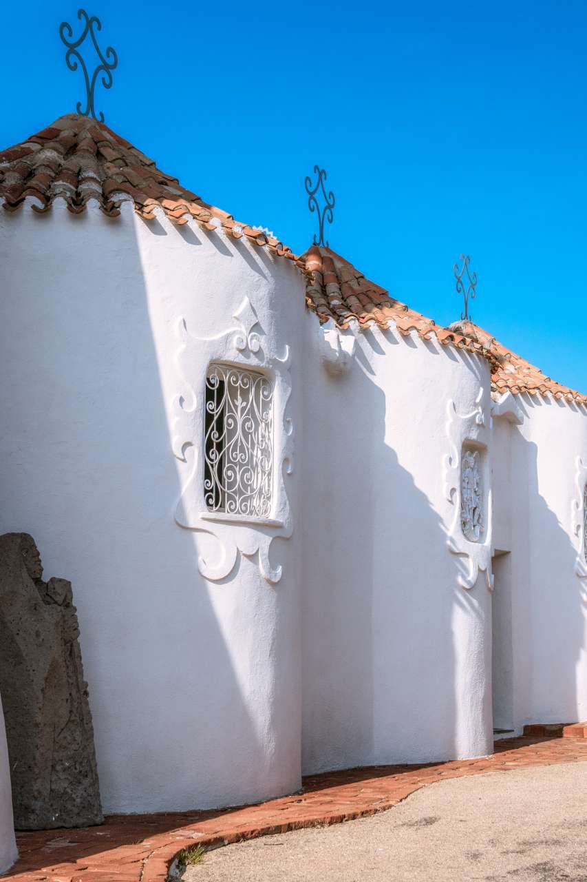 Costa Smeralda architettura