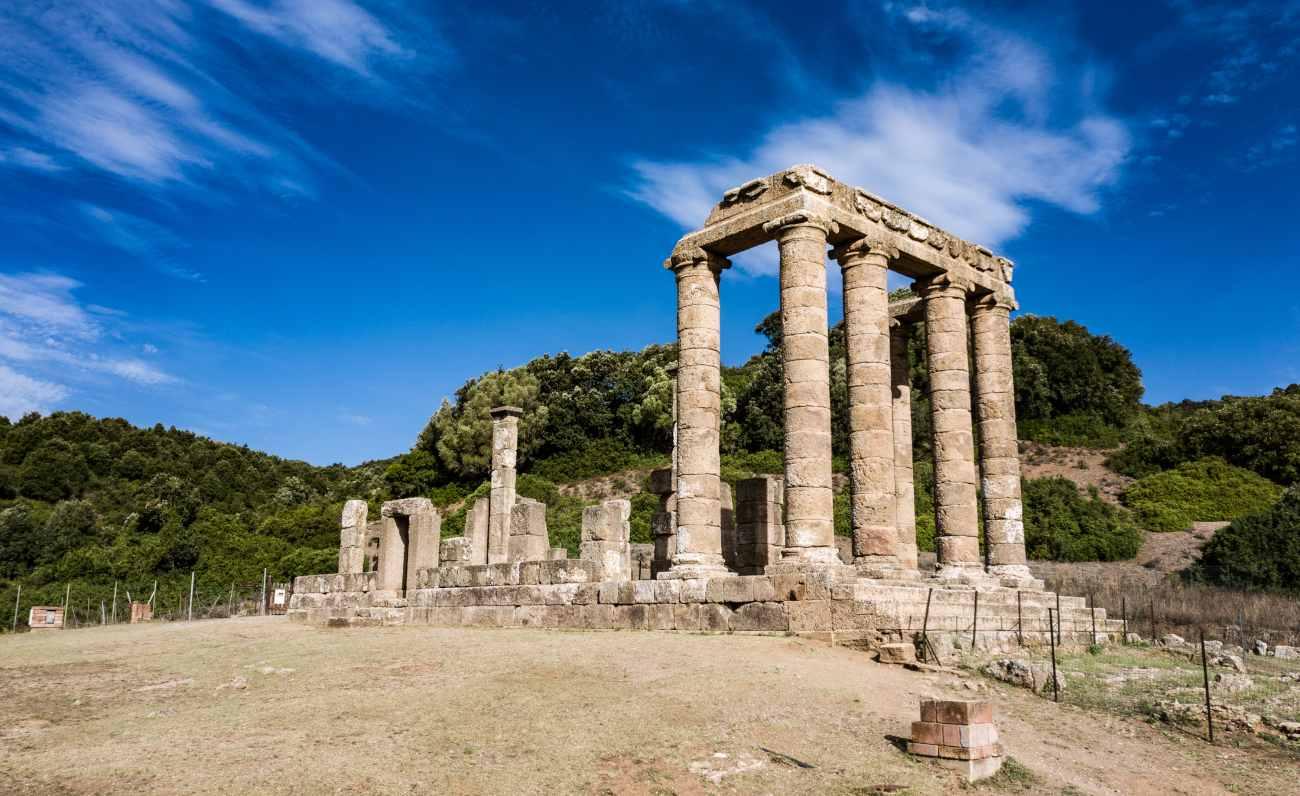 tempio di Antas Sardus Pater