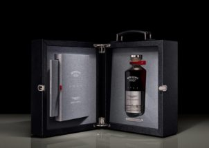 whisky Black Bowmore DB5