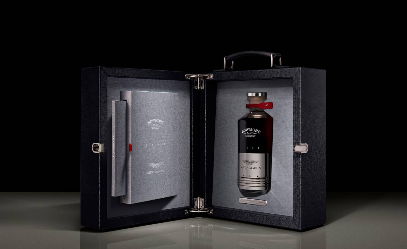 whisky Black Bowmore DB5