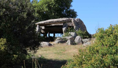 dolmen Luras