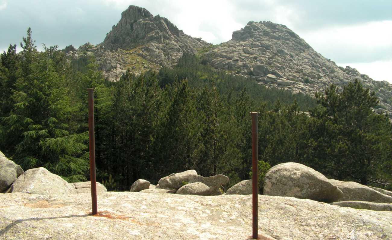 trekking Tempio Pausania Monte Limbara