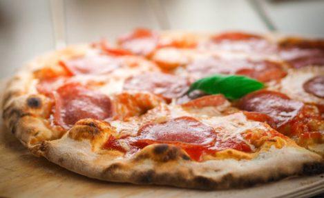 Gamero Rosso pizza