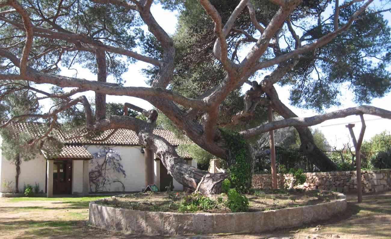 Garden Route Italia Compendio Garibaldino di Caprera
