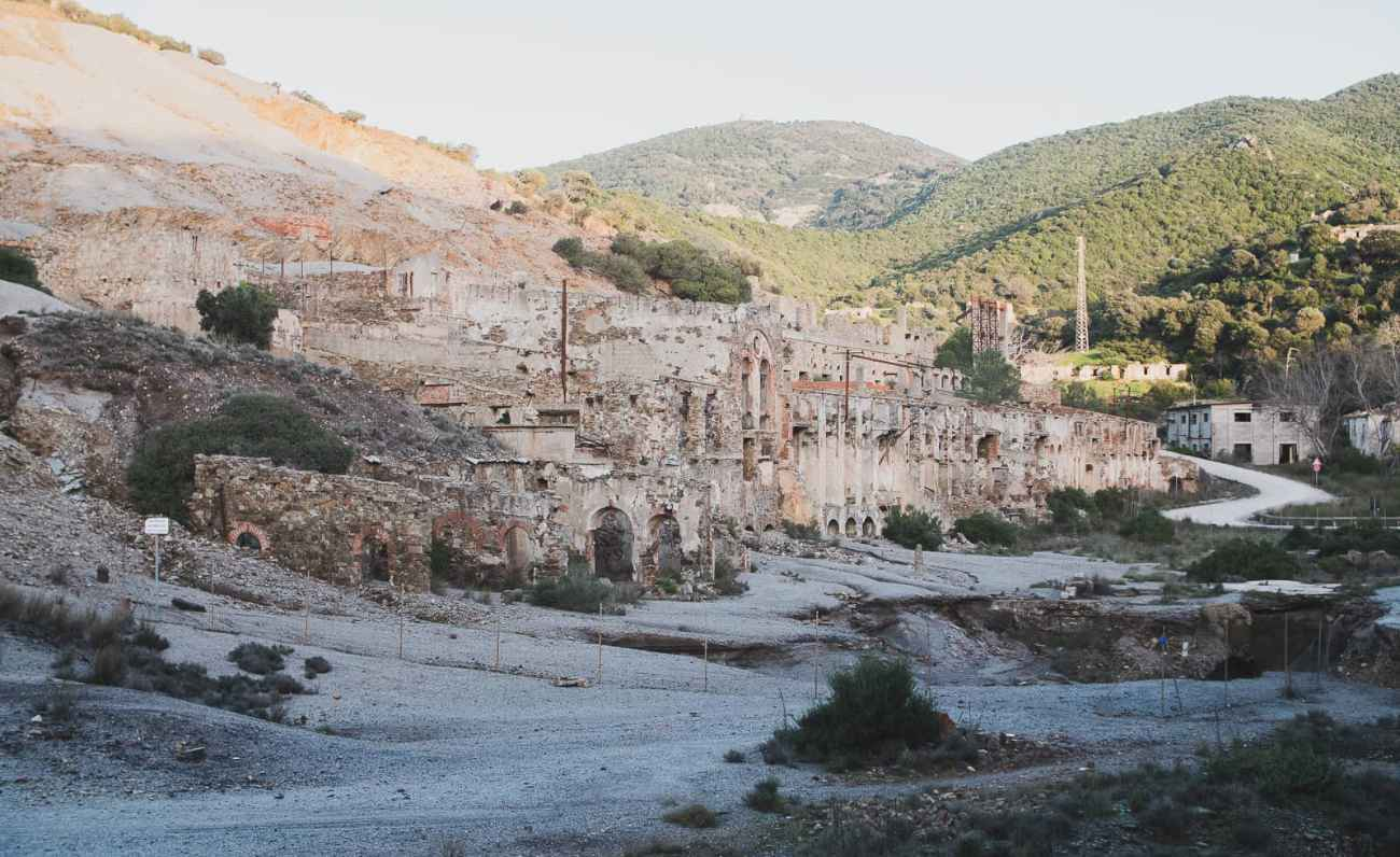 archeologia industriale Sardegna