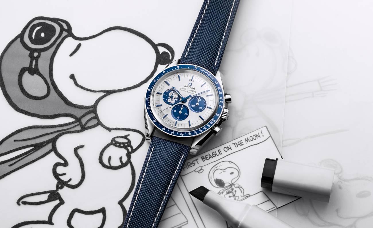 Speedmaster Snoopy