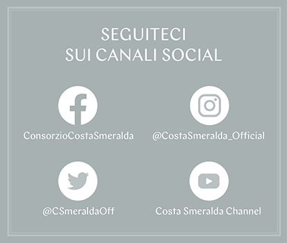 Seguiteci sui canali Social