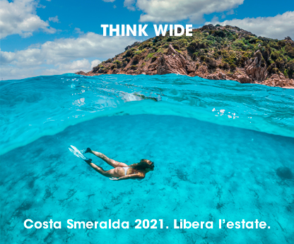 Costa Smeralda 2021 Libera L'estate