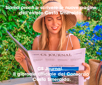 Cs Journal il giornale ufficiale della costa smeralda