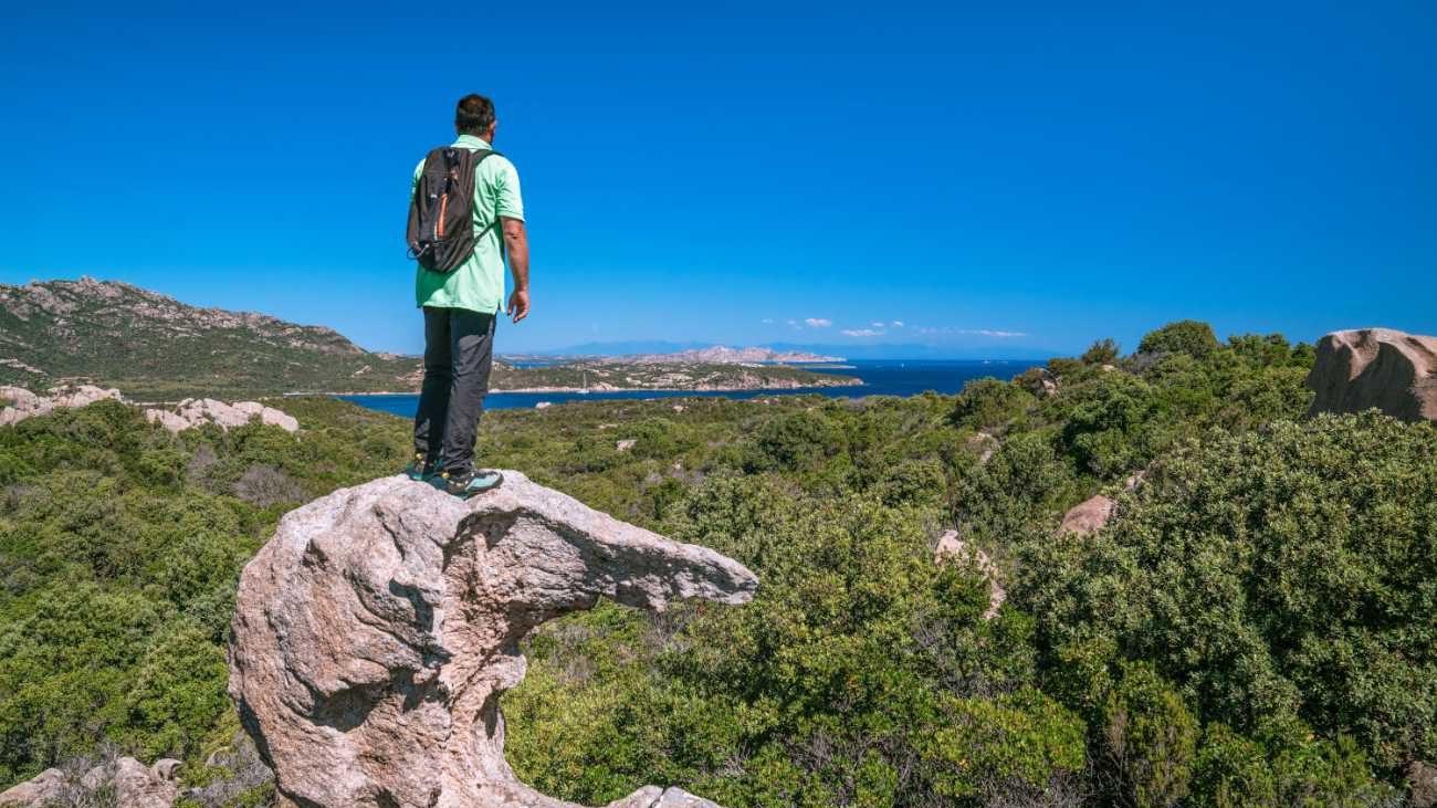 Costa Smeralda trekking
