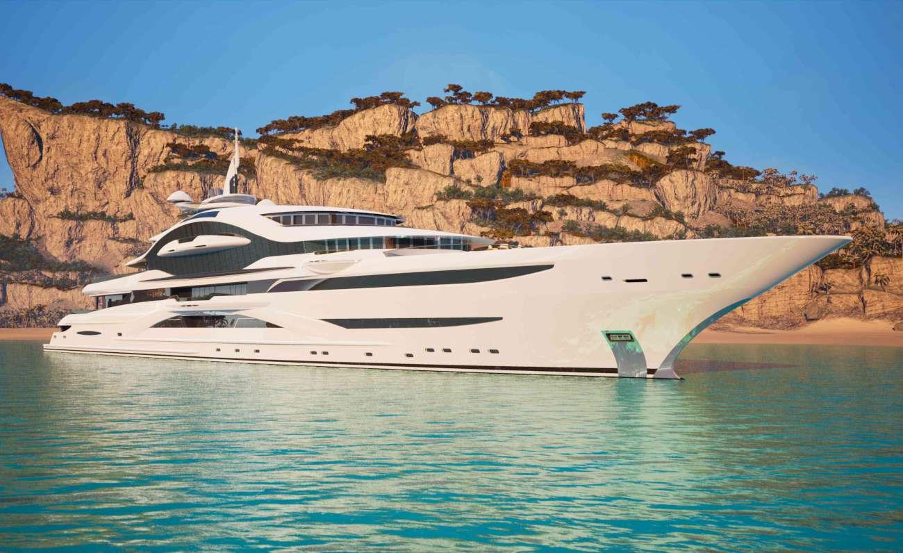 Emir Gresham Yachts Design