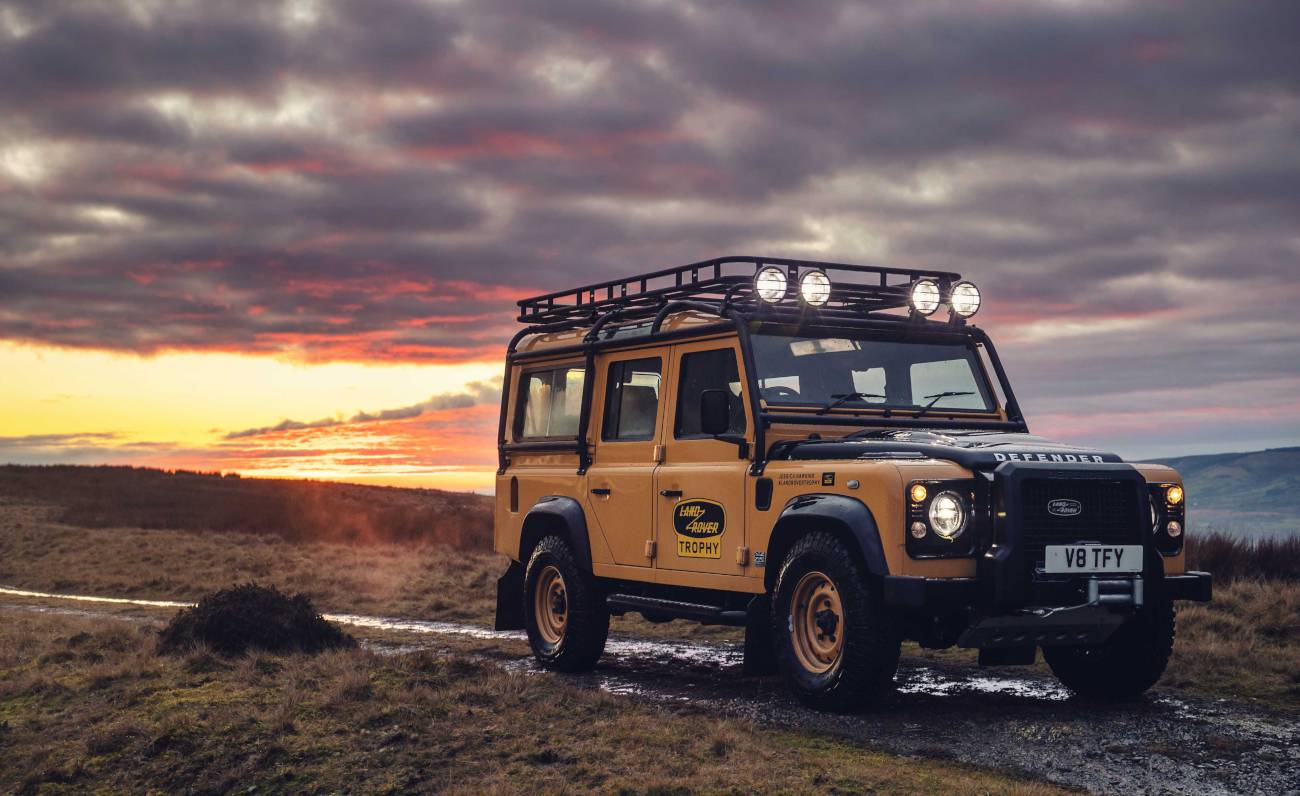 Defender Works V8 Trophy