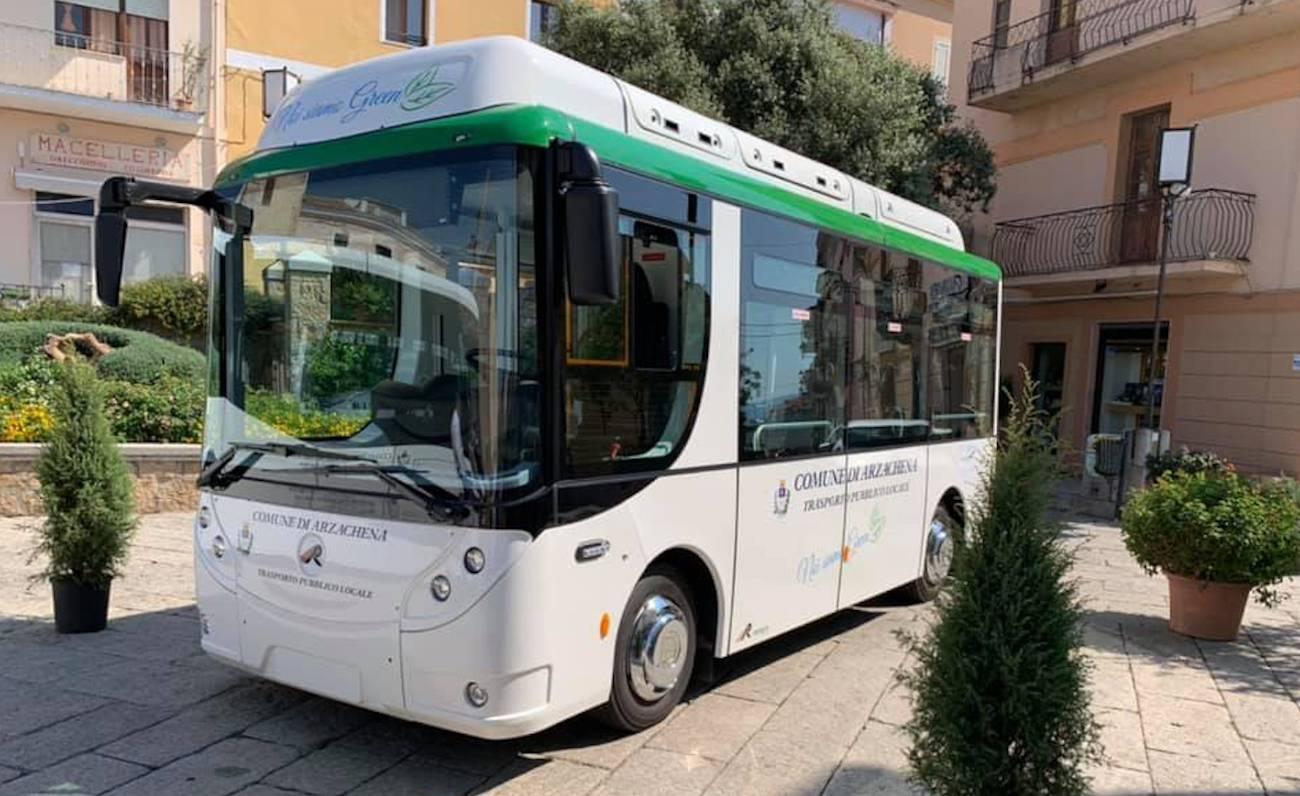 bus Costa Smeralda