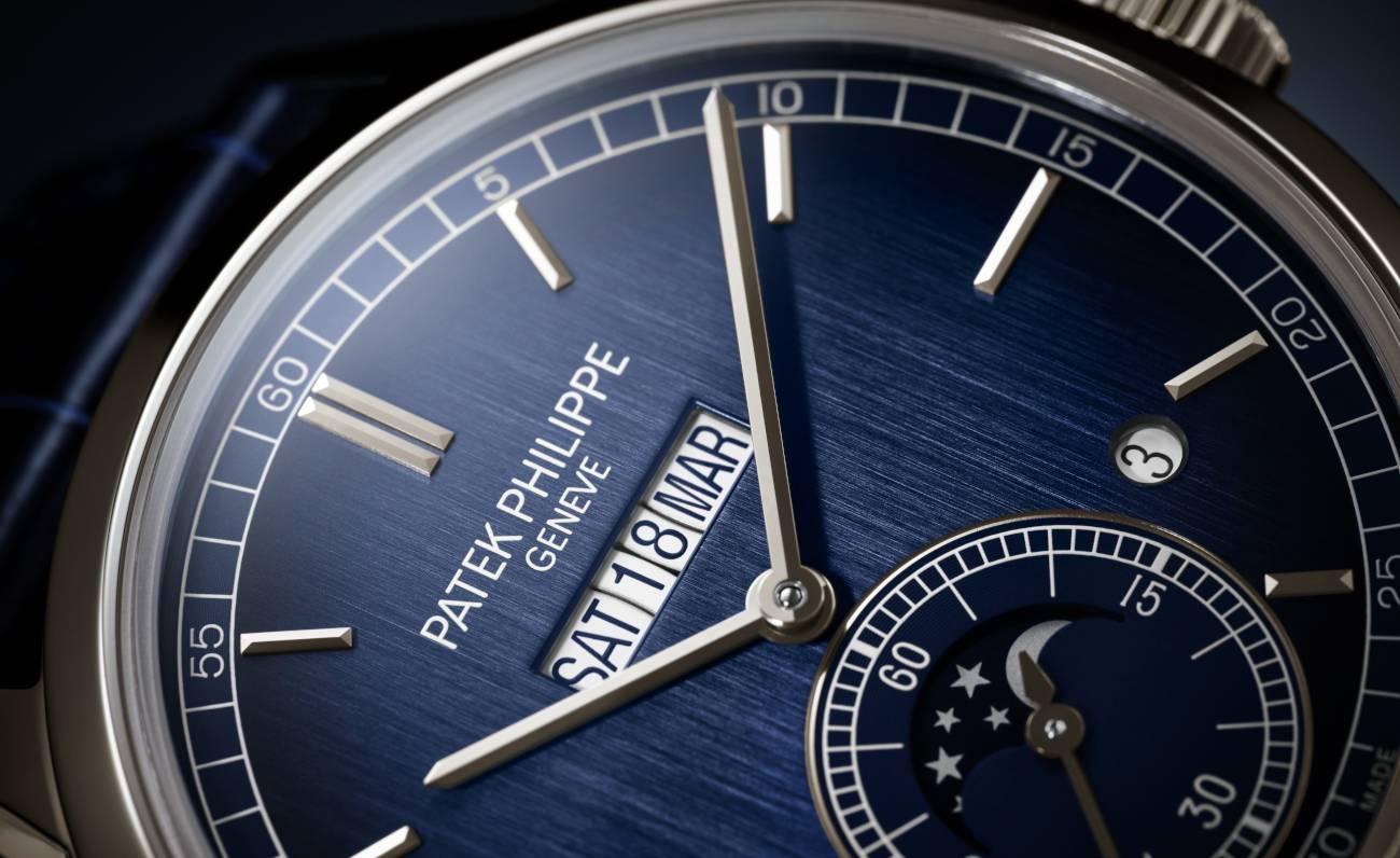 calendario perpetuo Patek Philippe