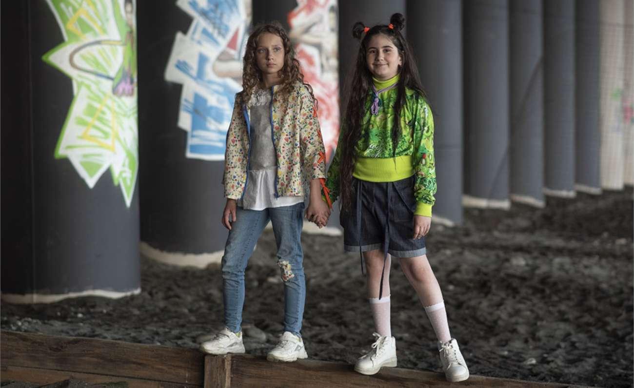 Firenze Kids Fashion Runway Show