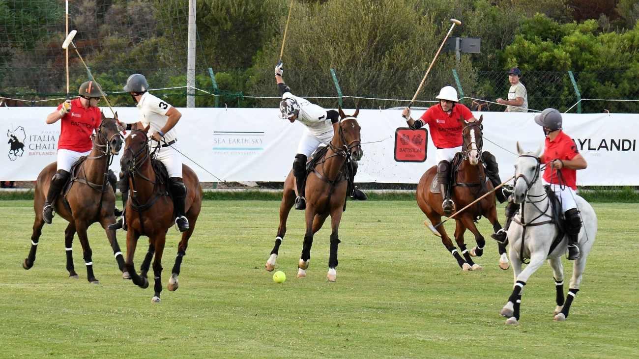Italia Polo Challenge Porto Cervo