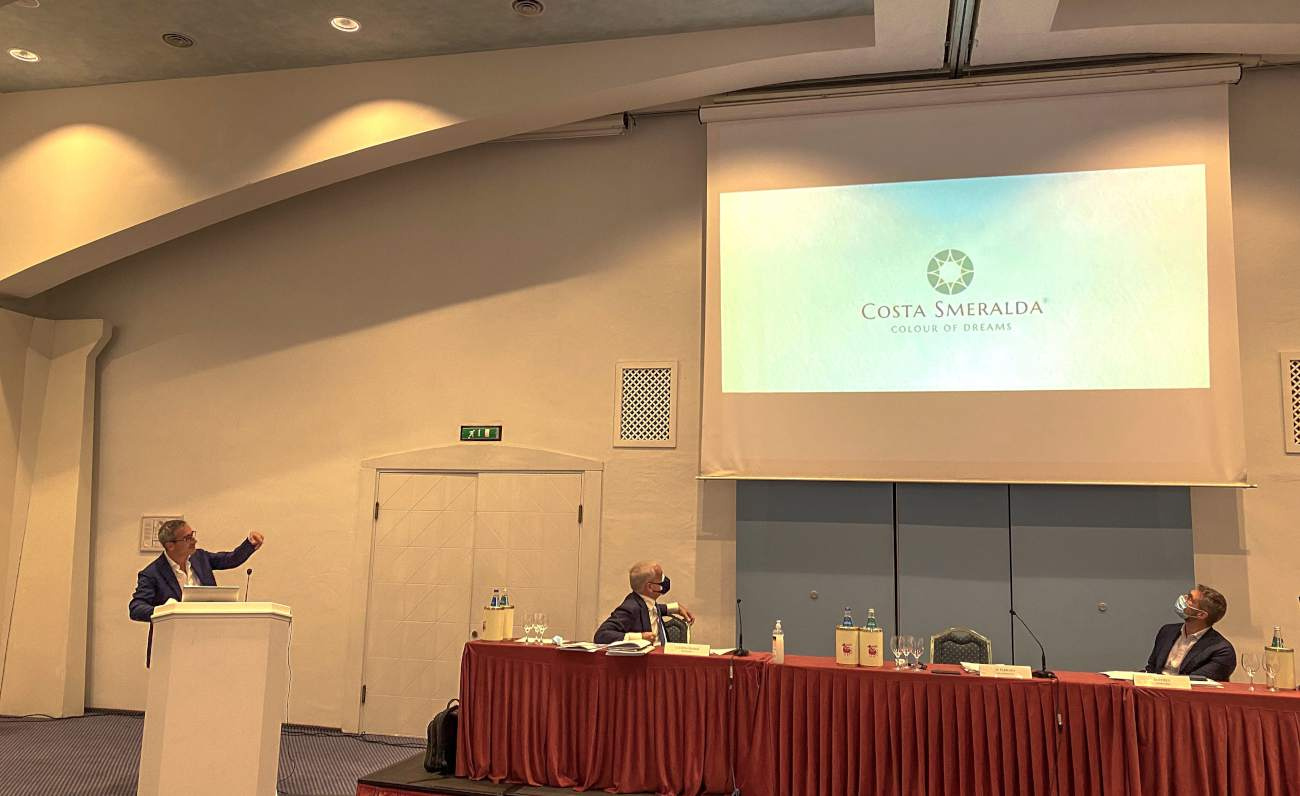 Costa Smeralda assemblea