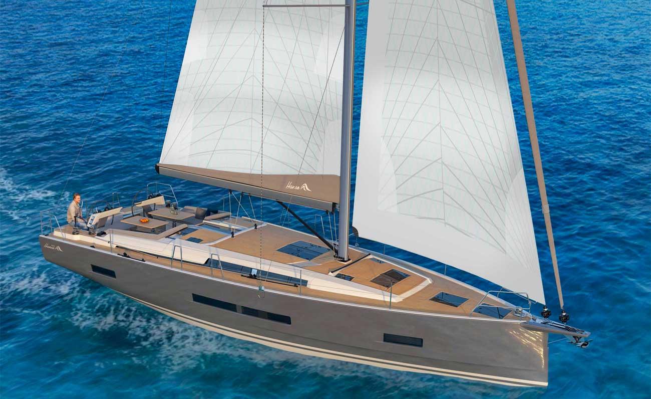 New Hanse 460