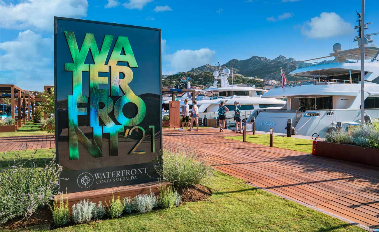 Waterfront Costa Smeralda